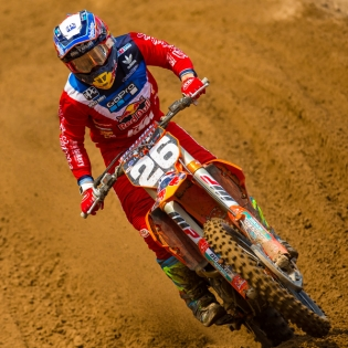 Troy Lee Designs GP Air Kit Combo - Prisma Red Image 3