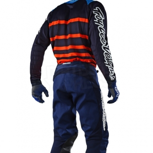 Troy Lee Designs GP Air Kit Combo - Streamline Team Navy Orange Image 4