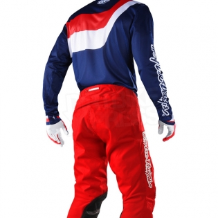 Troy Lee Designs GP Air Kit Combo - Prisma Navy Red Image 4