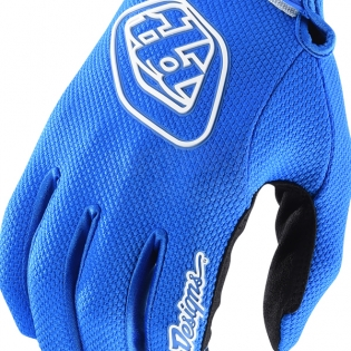 Troy Lee Designs GP Air Gloves - Solid Blue Image 2