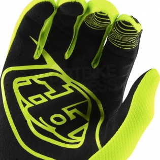 Troy Lee Designs GP Air Gloves - Solid Flo Yellow Image 4