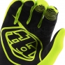 Troy Lee Designs Air Kids Gloves - Solid Flo Yellow