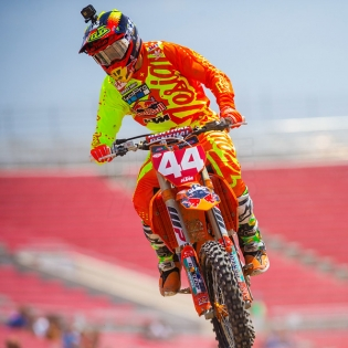 Troy Lee Designs SE Air Jersey - Shadow Flo Yellow Orange Image 3