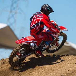 Troy Lee Designs SE Air Jersey - Shadow Red Navy Image 3