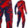 Troy Lee Designs SE Air Jersey - Shadow Red Navy