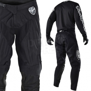 Troy Lee Designs SE Air Jersey - Solo Black Image 4