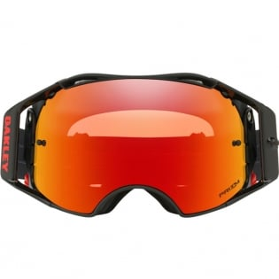 Oakley Airbrake MX Goggles - Factory Pilot Blackout Prizm Torch Image 2