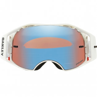 Oakley Airbrake MX Goggles - Factory Pilot Whiteout Prizm Image 2
