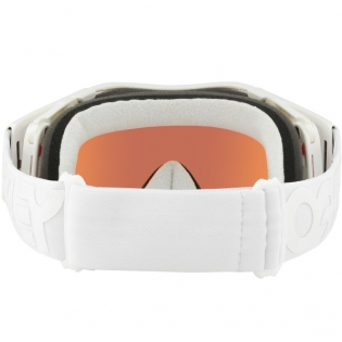 Oakley Airbrake MX Goggles - Factory Pilot Whiteout Prizm Image 4