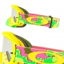 Oakley Crowbar Goggles - Thermo Camo Pink Yellow Green