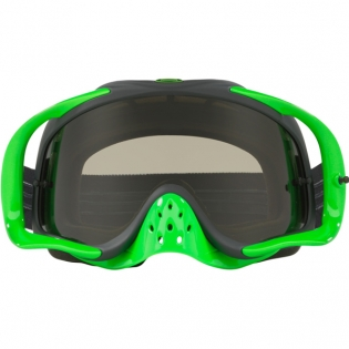 Oakley Crowbar Goggles - Shockwave Green Grey Image 2