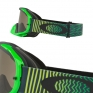 Oakley Crowbar Goggles - Shockwave Green Grey