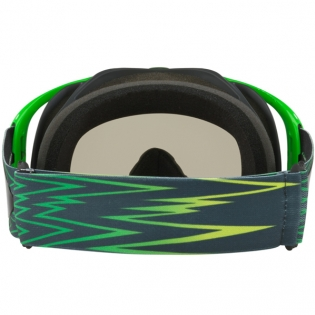 Oakley Crowbar Goggles - Shockwave Green Grey Image 4