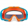 Oakley Crowbar Goggles - Flo Orange Blue