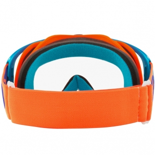 Oakley Crowbar Goggles - Flo Orange Blue Image 4