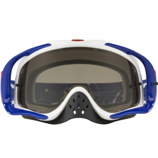 Oakley Crowbar Goggles - Checked Finish Red White Blue Image 2