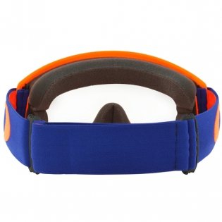 Oakley L Frame OTG Goggles - Flo Orange Blue Image 4