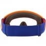 Oakley L Frame OTG Goggles - Flo Orange Blue