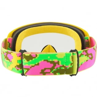 Oakley O Frame 2.0 Goggles - Thermo Camo Pink Yellow Green Image 4