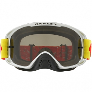 Oakley O Frame 2.0 Goggles - Checked Finish Red Yellow Grey Image 2