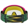 Oakley O Frame Goggles - Shockwave Flo Pink Yellow Green