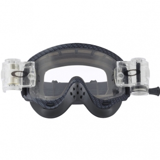 Oakley O Frame Roll Off Goggles - True Carbon Image 2