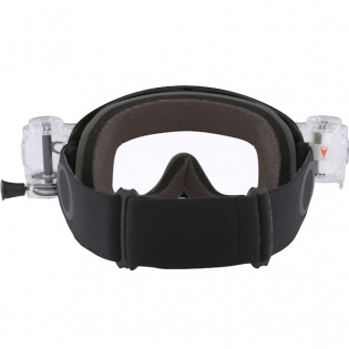 Oakley O Frame Roll Off Goggles - True Carbon Image 4