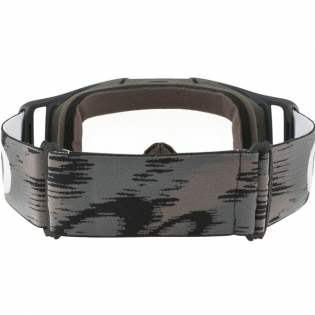 Oakley Front Line MX Goggles - Matte Black Speed Clear Image 4