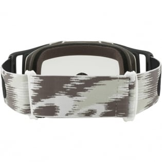 Oakley Front Line MX Goggles - Matte White Speed Clear Image 4