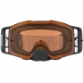 Oakley Front Line MX Goggles - Matte Black Speed Prizm Bronze