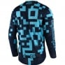 Troy Lee Designs GP Air Kit Combo - Maze Turquoise Navy Navy