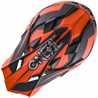 2018 ONeal 2 Series Slingshot Helmet - Orange Image 2