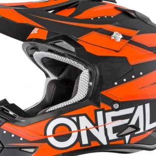 2018 ONeal 2 Series Slingshot Helmet - Orange Image 3