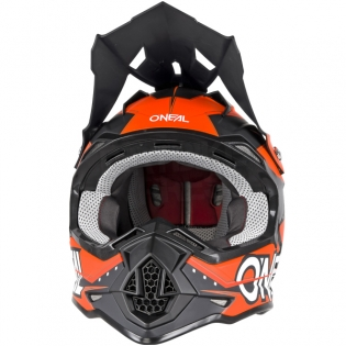 2018 ONeal 2 Series Slingshot Helmet - Orange Image 4