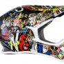 2018 ONeal 3 Series Motocross Helmet - Rancid Multi
