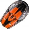 2018 ONeal 3 Series Motocross Helmet - Fuel Black Orange
