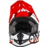 2018 ONeal 5 Series Blocker Motocross Helmet - Black Orange