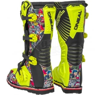 2018 ONeal Rider Boots - Crank Multi Image 4
