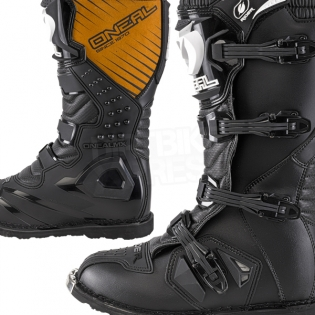 2018 ONeal Rider Boots - Black Image 3