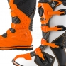 2018 ONeal Rider Boots - Orange