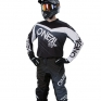 2018 ONeal Element Racewear Kit Combo - Black Grey