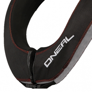 ONeal NX1 Neck Guard - Black Image 2