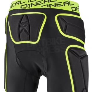 ONeal Trail Pants - Lime Black Image 2