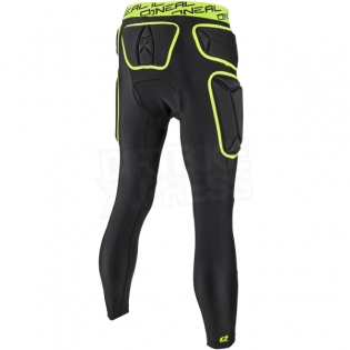 ONeal Trail Pants - Lime Black Image 3