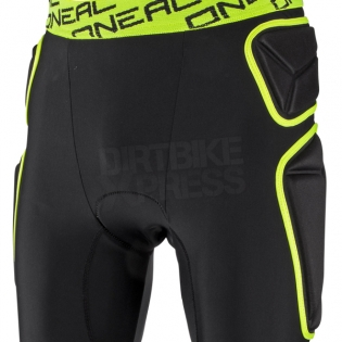 ONeal Trail Pants - Lime Black Image 4