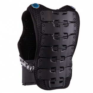 ONeal Holeshot Roost Guard Long - Black Blue Image 2