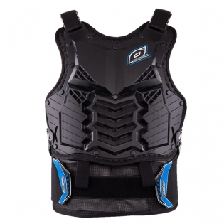 ONeal Holeshot Roost Guard Long - Black Blue Image 3