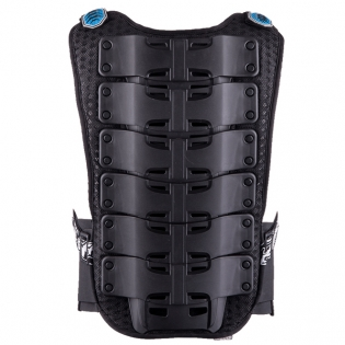 ONeal Holeshot Roost Guard Long - Black Blue Image 4