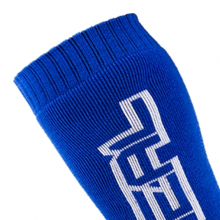ONeal MX Pro Boot Socks - Corp Blue Image 2