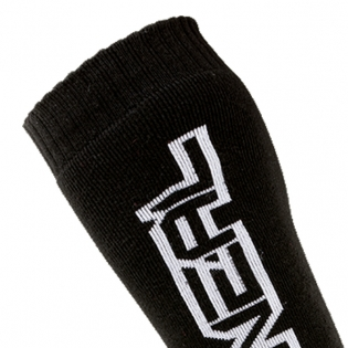 ONeal MX Pro Boot Socks - Corp Black Image 2